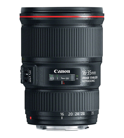 Canon EF 16-35mm f/4L IS USM - 1