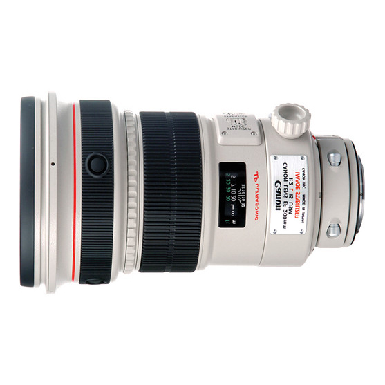 Canon EF 200mm f/2L IS USM - 1