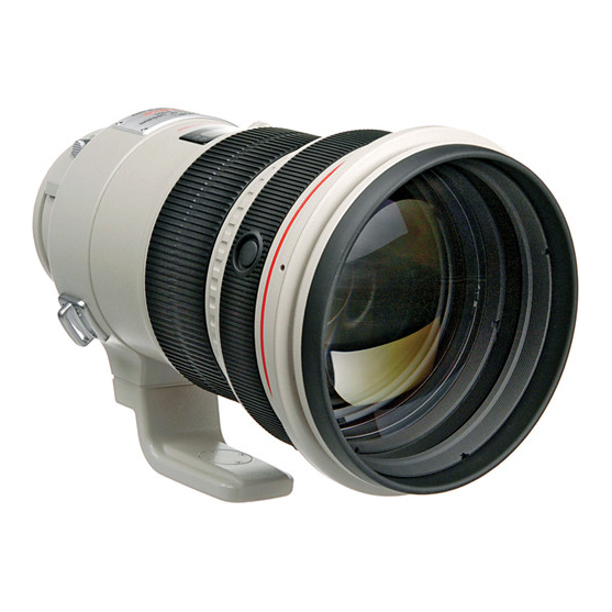Canon EF 200mm f/2L IS USM - 3
