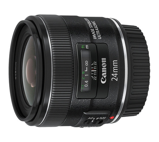 Canon EF 24mm f/2.8 IS USM - 1