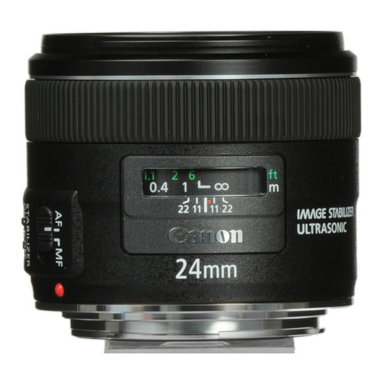Canon EF 24mm f/2.8 IS USM - 3
