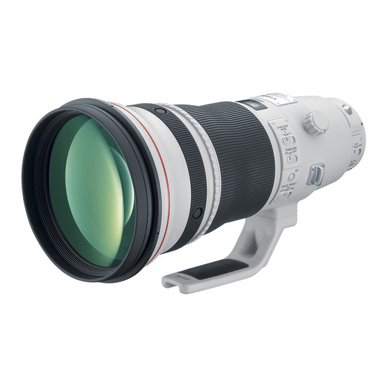 Canon EF 400mm f/2.8L IS II USM - 1