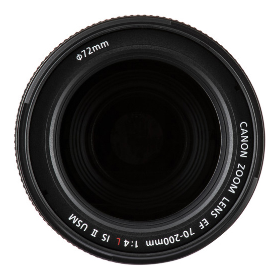 Canon EF 70-200mm f/4L IS II USM - 4