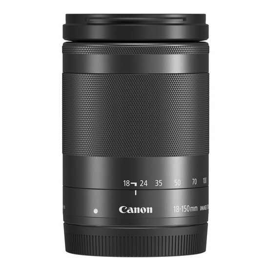 Canon EF-M 18-150mm f/3.5-6.3 IS STM - 2