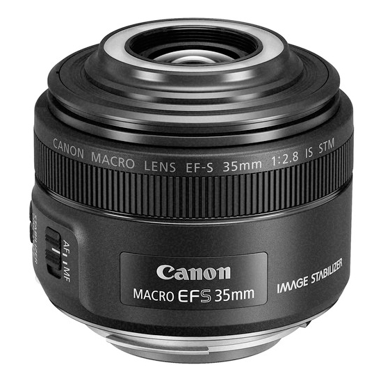 Canon EF-S 35mm f/2.8 Macro IS STM - 2