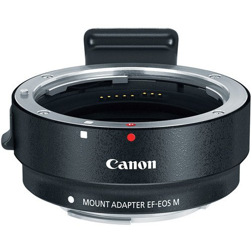 Canon Mount Adapter EF-EOS M - 1