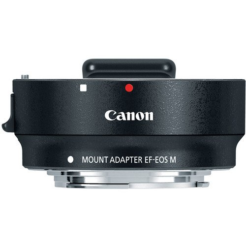 Canon Mount Adapter EF-EOS M - 2