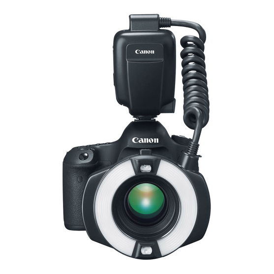 Canon MR-14EX II Macro Ring Lite - 3