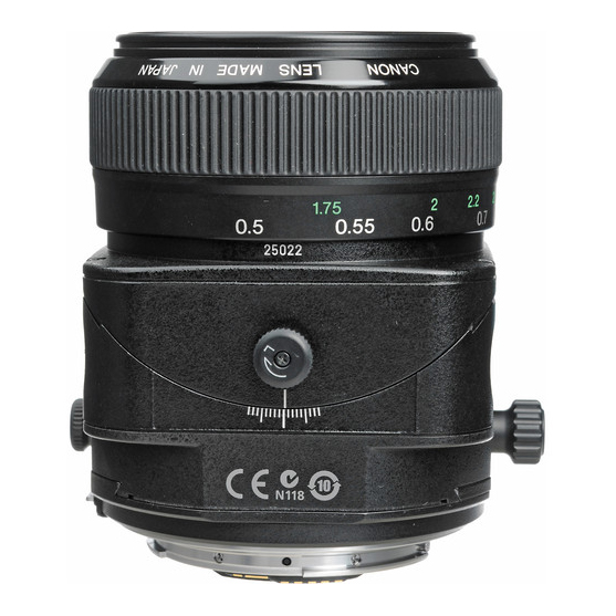 Canon TS-E 90mm f/2.8 Tilt-Shift - 3