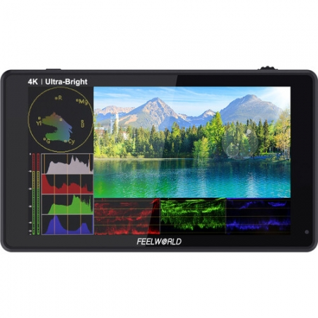 Feelworld LUT6S 6'' 4K HDMI/3G-SDI