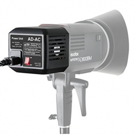 Godox AD600 AD-AC Power Source Adapter AC26
