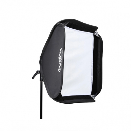 Godox Handy Speedlite Soft Box SGGV6060 S2 type bracket Kit sa gridom (Bowens mount)