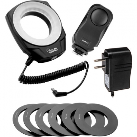 Godox RING48 Macro Ring LED Light