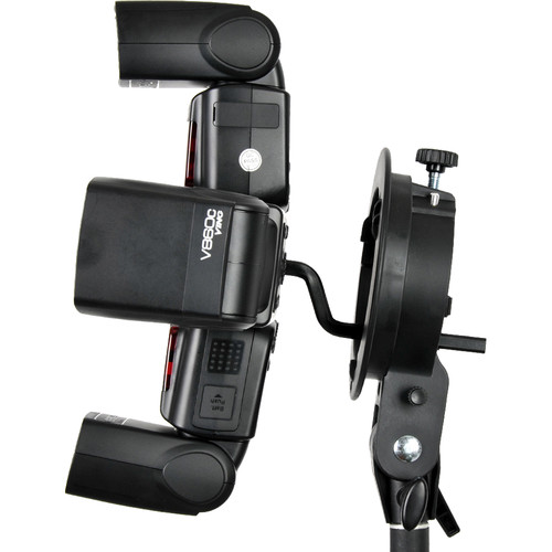 Godox S-FA Four Speedlite Adapter - 2