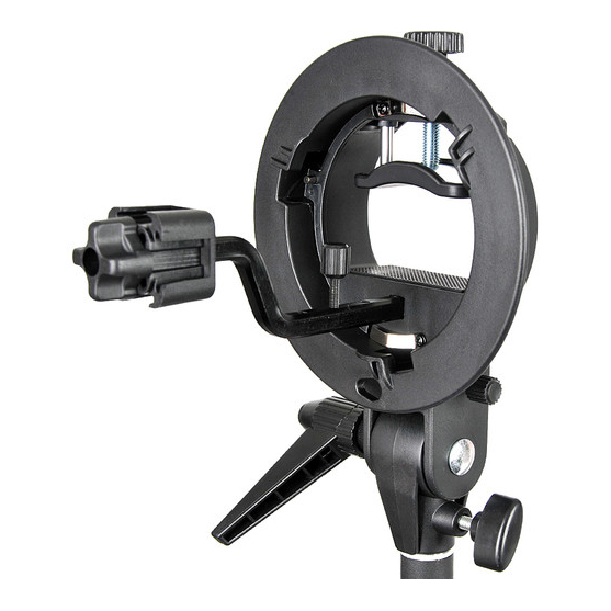 Godox S-FA Four Speedlite Adapter - 4