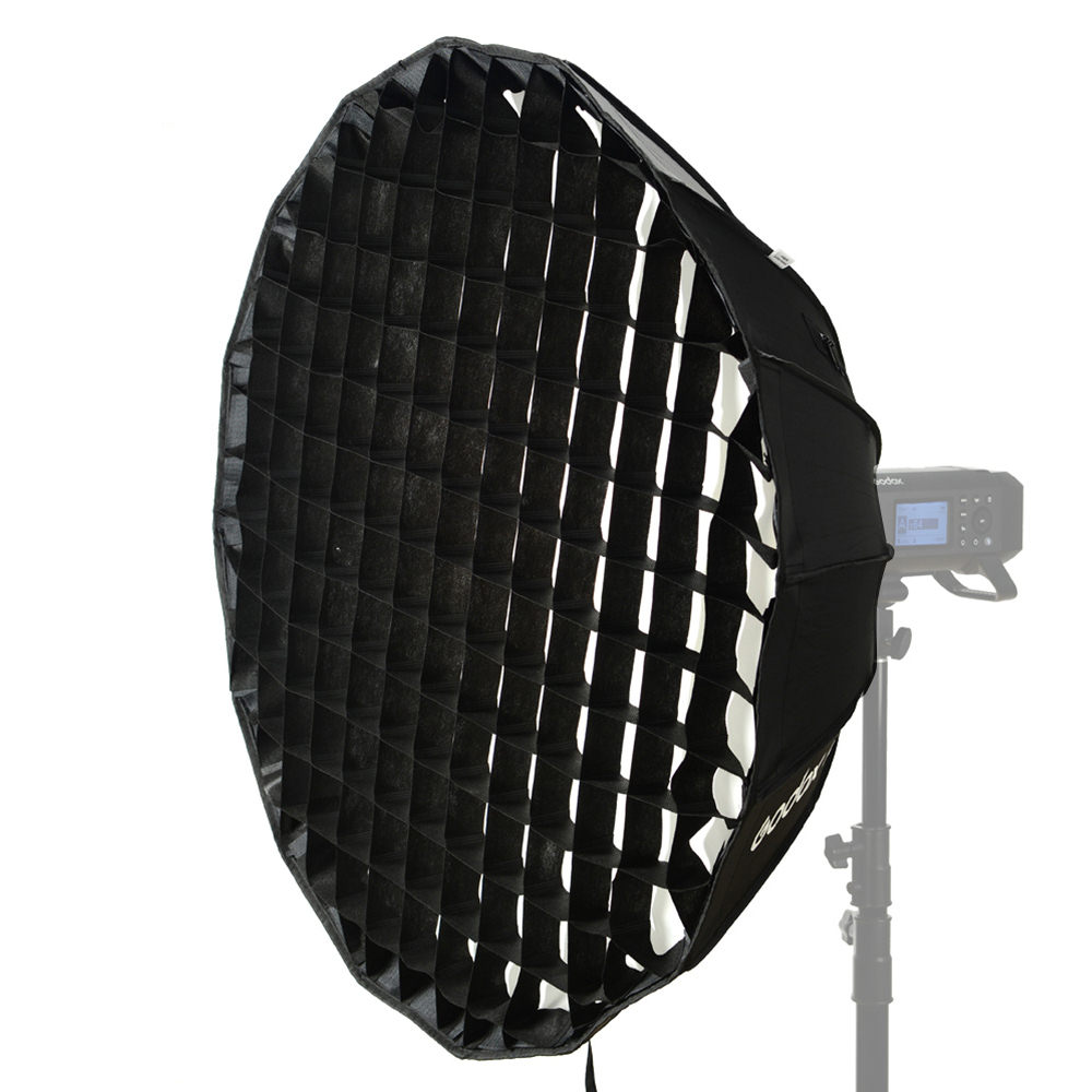 Godox Umbrella Parabolic Softbox 85cm Silver AD-S85S - 2