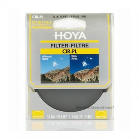 Hoya Circular Polarizing Slim 58mm