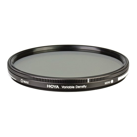 Hoya Variable Neutral Density Filter 58mm - 2