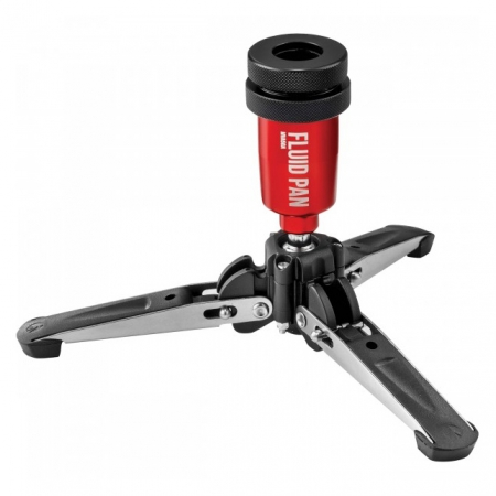 Manfrotto Aluminum Fluid Base w/ Retractable Feet for Monopods