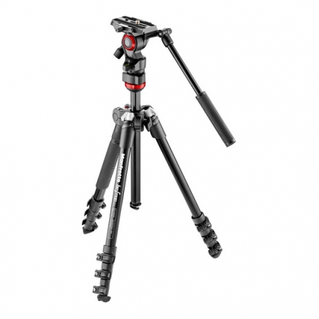 Manfrotto Befree Live Video Tripod Kit