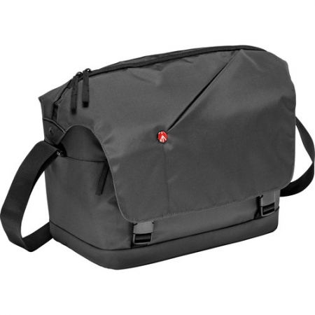 Manfrotto MB NX-M-IGY-2 NX Messenger siva v2