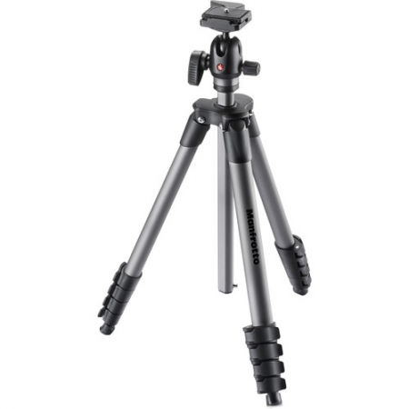 Manfrotto MKCOMPACTADVBH Compact Advanced Aluminum