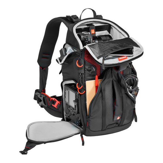 Manfrotto Pro-Light 3N1-26 Camera Backpack - 4