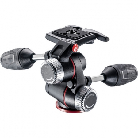 Manfrotto XPRO 3-Way Pan-and-Tilt Head