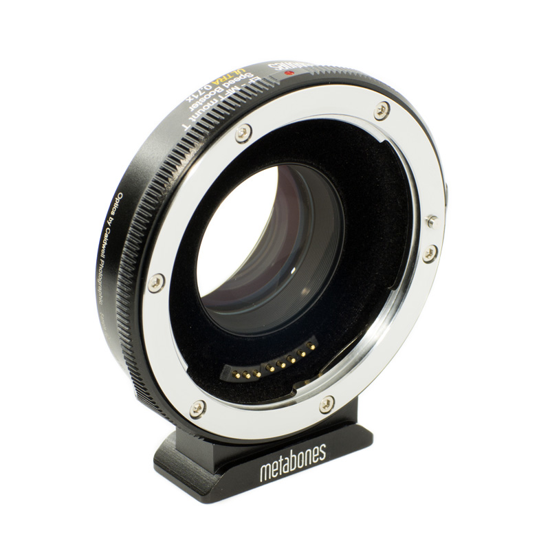 Metabones Canon EF EF - m4/3 T Speed Booster ULTRA 0.71x - 1