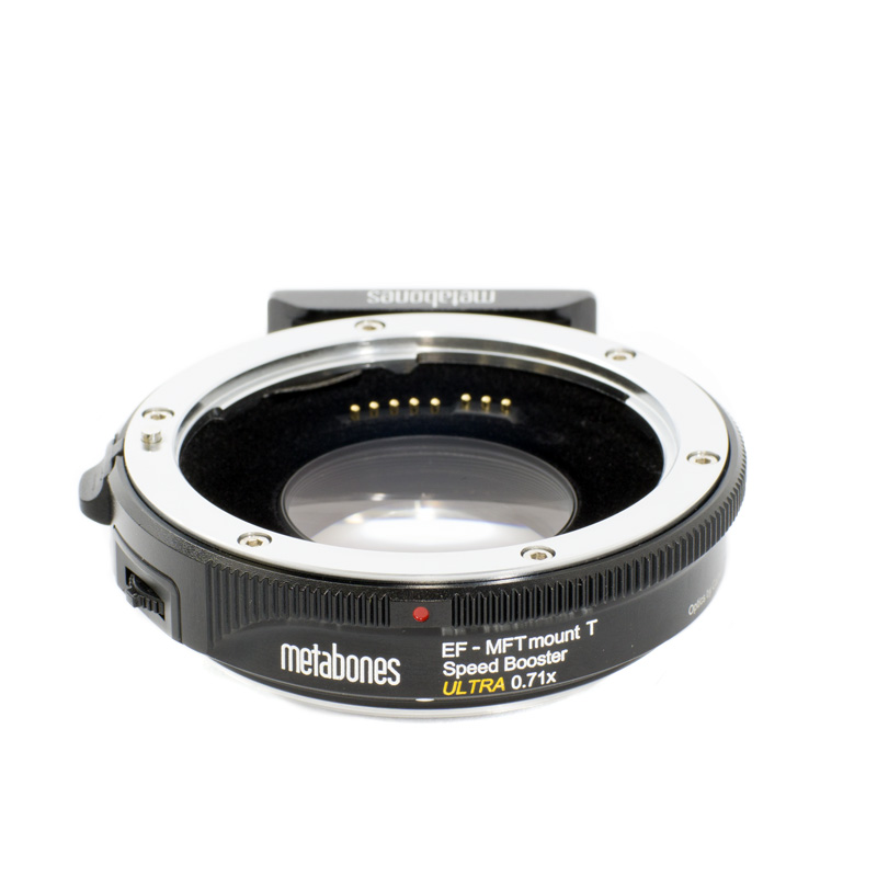 Metabones Canon EF EF - m4/3 T Speed Booster ULTRA 0.71x - 3
