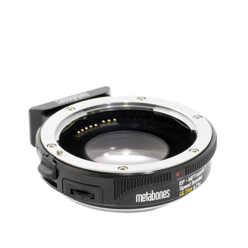 Metabones Canon EF EF - m4/3 T Speed Booster ULTRA 0.71x - 4
