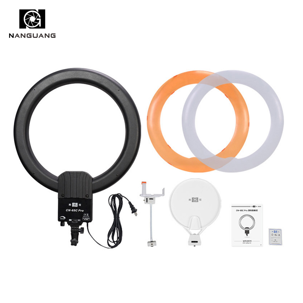 Nanguang CN-65C Pro Ring fluorescent light - 1