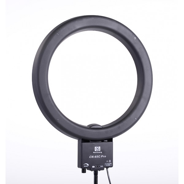 Nanguang CN-65C Pro Ring fluorescent light - 2