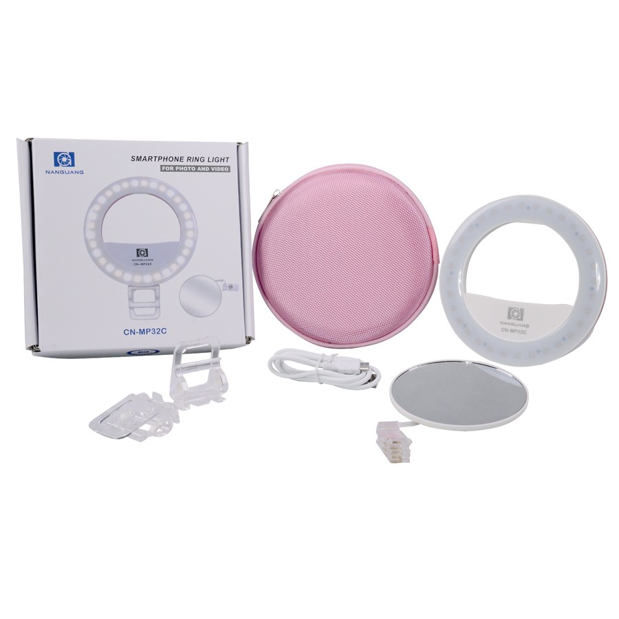 Nanguang CN-MP32C LED RING LIGHT za pametne telefone - 2