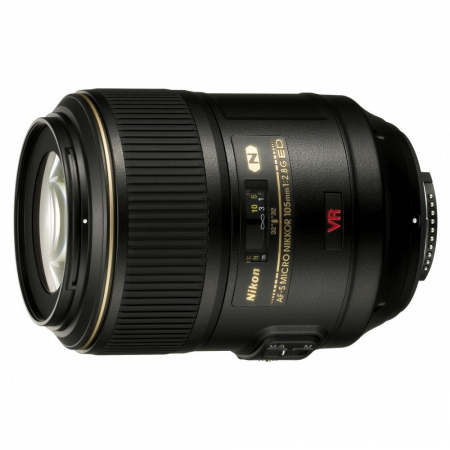 Nikon AF-S 105mm f/2.8G ED-IF VR Micro