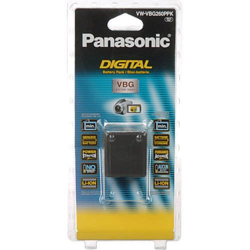 Panasonic VW-VBG260 - 1