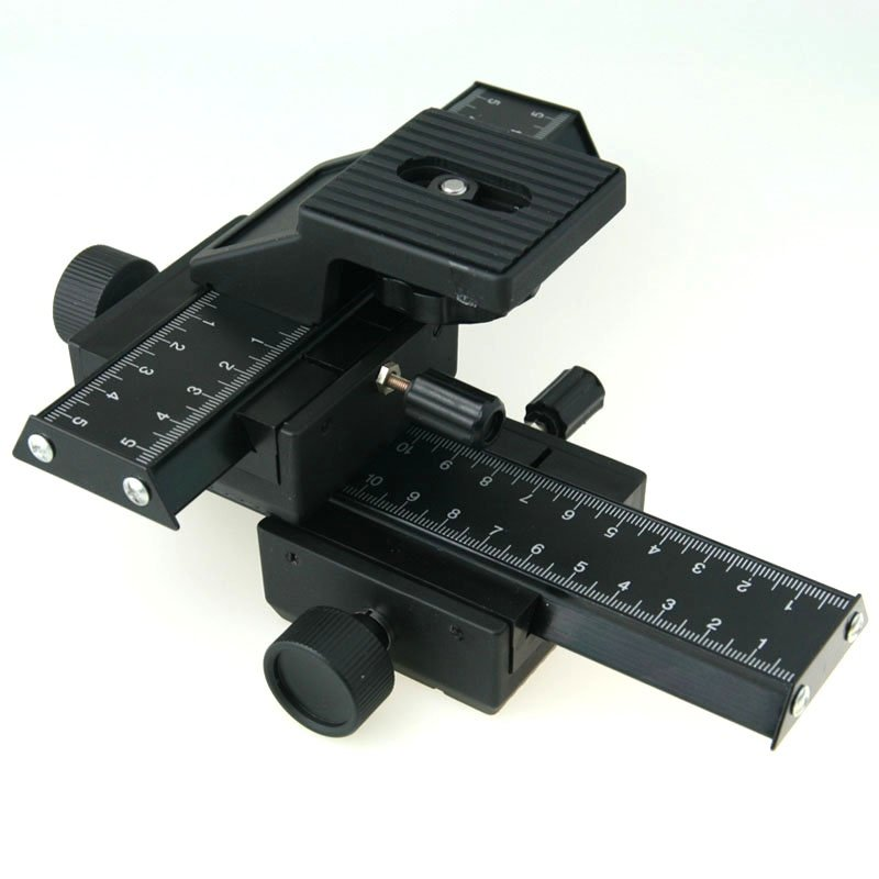 Phottix 4-WAY MACRO FOCUS SLIDER za dSLR #63710 - 1