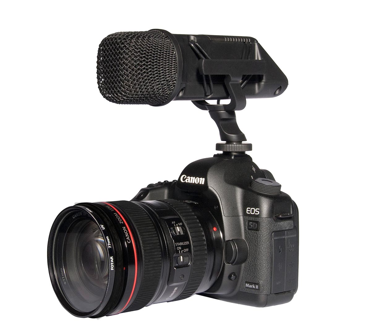 Rode Stereo VideoMic - 2