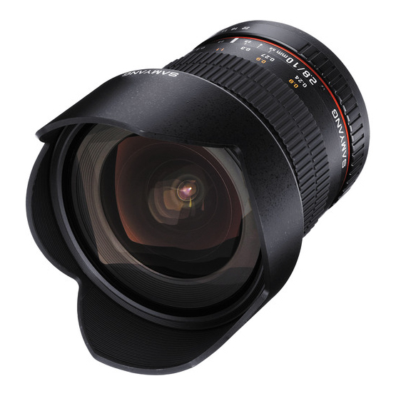 Samyang 10mm f/2.8 ED AS NCS CS za Nikon - 3