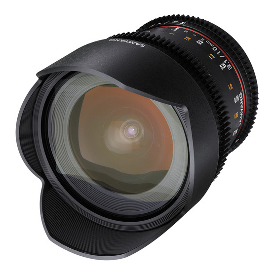 Samyang 10mm T3.1 ED AS NCS CS II VDSLR za m4/3 - 3