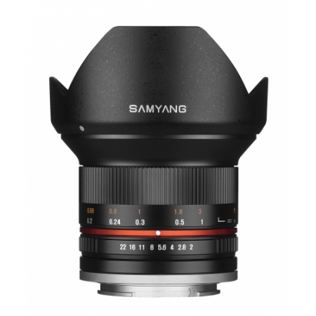 Samyang 12mm f/2.0 NCS CS za m4/3