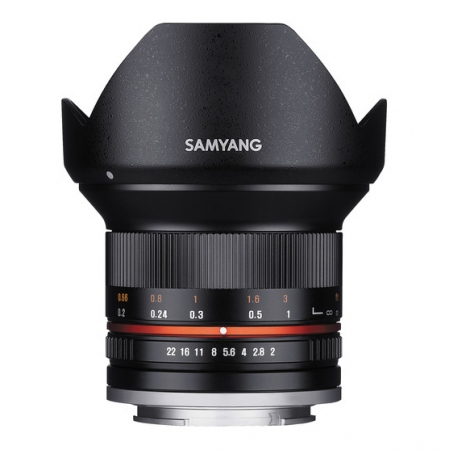 Samyang 12mm f/2.0 NCS CS za Sony E