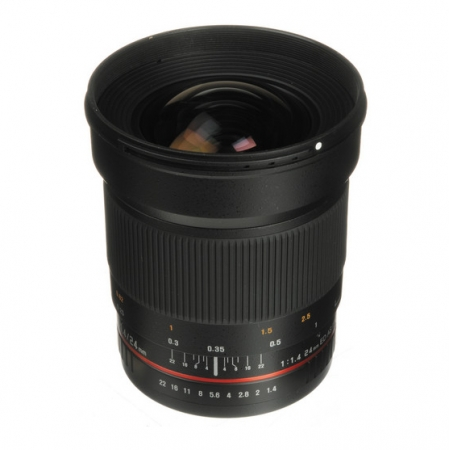 Samyang 24mm f/1.4 ED AS IF UMC za Sony