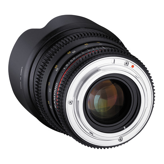 Samyang 50mm T1.5 VDSLR AS UMC za Sony - 4
