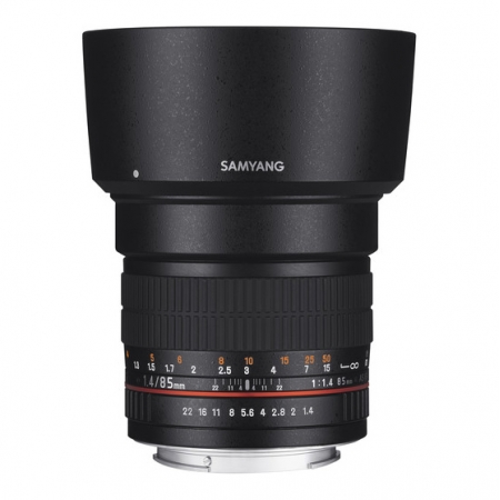 Samyang 85mm f/1.4 AS IF UMC za Nikon