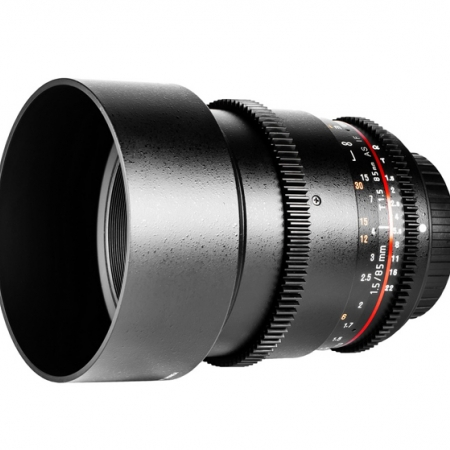 Samyang 85mm T1.5 VDSLR AS IF UMC II za Canon