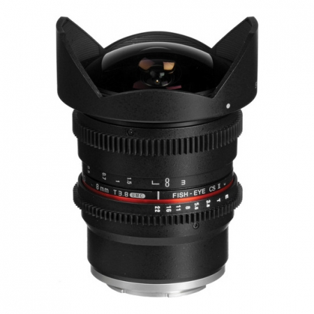 Samyang 8mm T3.8 UMC Fish-Eye CS II za Sony