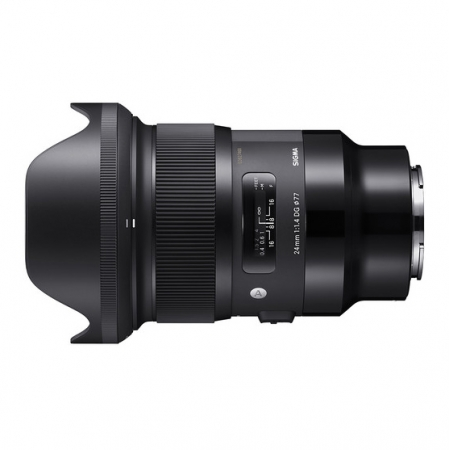 Sigma 24mm f/1.4 DG HSM Art za Sony E