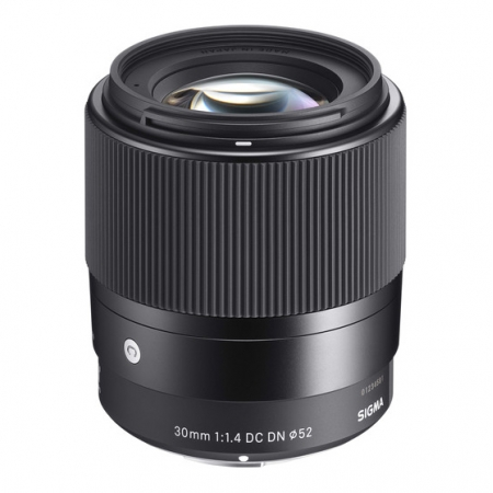 Sigma 30mm f/1.4 DC DN Contemporary za m4/3