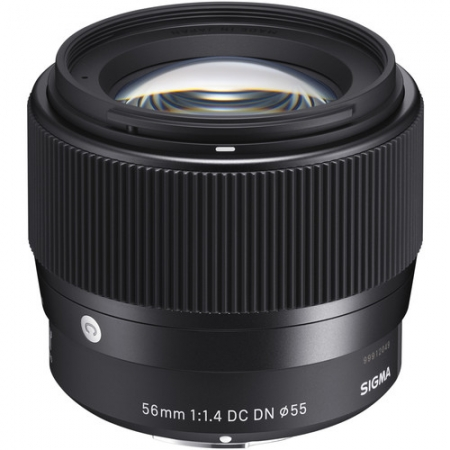 Sigma 56mm f/1.4 DC DN Contemporary za Sony E